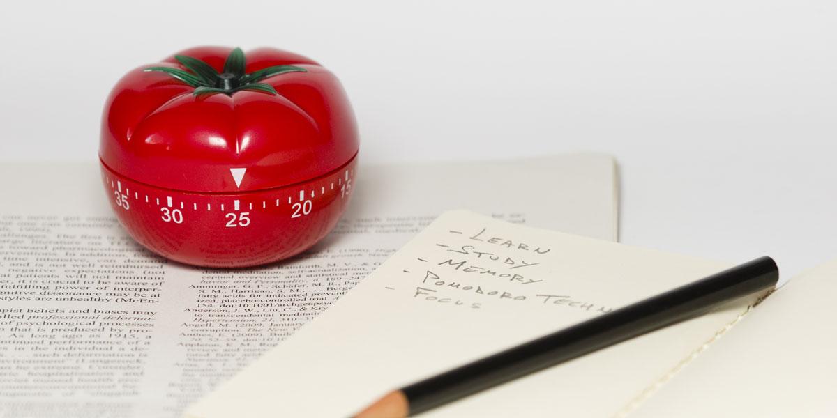 Consultants - apprenez à gérer votre temps avec la technique Pomodoro