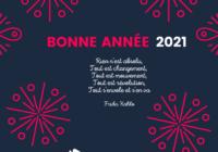 Needexperts vous présente ses meilleurs voeux pour 2021