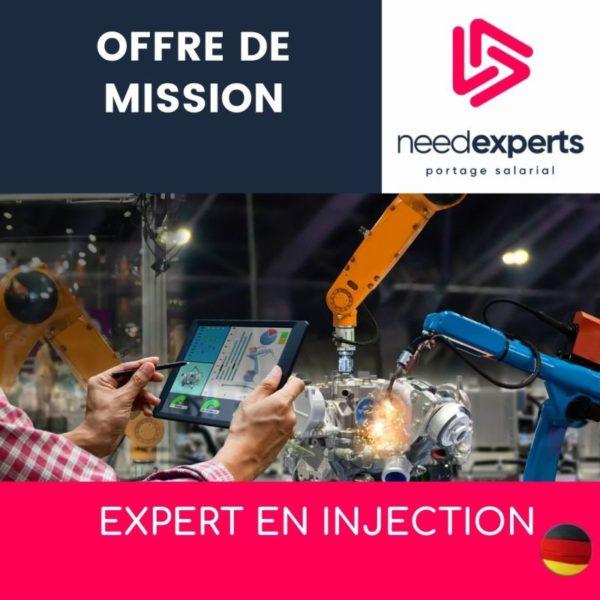 Offre de mission – Experts en injection – Strasbourg – Juin 2021