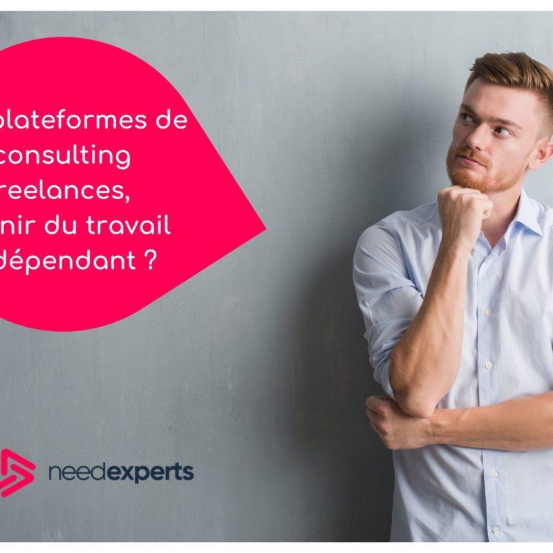 Plateformes consulting freelances - needexperts