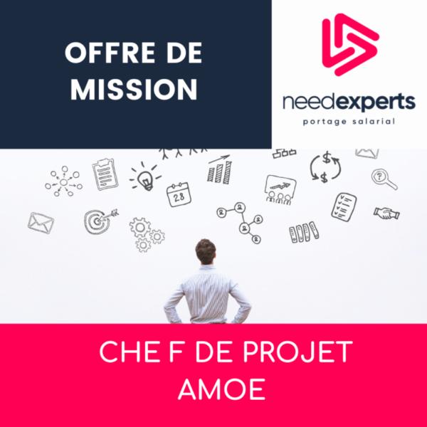 Offre de mission – Chef de projet AMOE – Strasbourg – Juin 2021