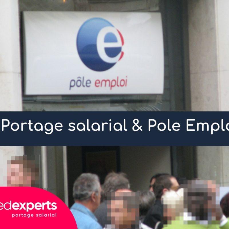 Portage salarial & Pole Emploi